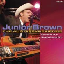 Junior Brown: The Austin Experience - Live At The Continental Club, CD