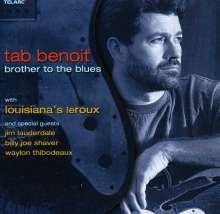 Tab Benoit: Brother To The Blues, CD