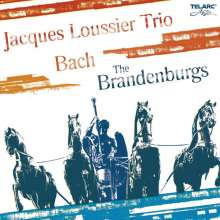 Jacques Loussier (1934-2019): Bach: The Brandenburgs, CD