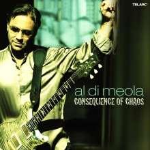 Al Di Meola (geb. 1954): Consequence Of Chaos, CD