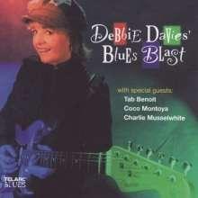 Debbie Davies: Blues Blast, CD