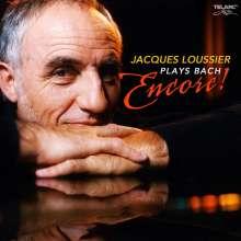 Jacques Loussier (1934-2019): Plays Bach Encore!, 2 CDs