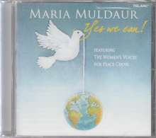 Maria Muldaur: Yes We Can, CD