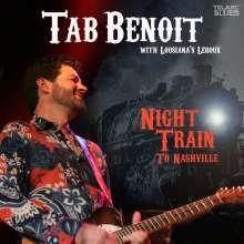 Tab Benoit: Night Train To Nashville, CD