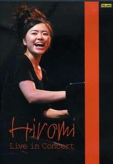 Hiromi (geb. 1979): Live In Concert, DVD
