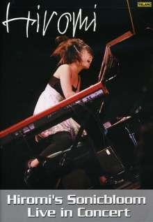 Hiromi (geb. 1979): Hiromi's Sonicbloom Live In Concert, DVD