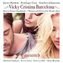 Filmmusik: Vicky Cristina Barcelona, CD