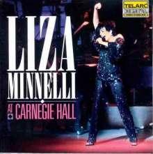 Liza Minnelli: At Carnegie Hall, 2 CDs