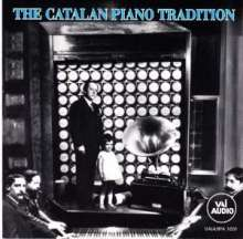 The Catalan Piano Tradition, CD