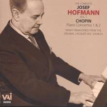 The Complete Josef Hofmann Vol.1 - The Chopin Concertos, CD