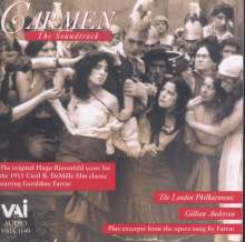 Georges Bizet (1838-1875): Carmen (The Soundtrack), CD