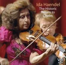 Ida Haendel  - The Historic Return to Chelm, CD