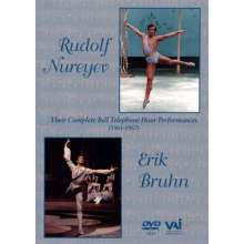 Rudolf Nureyev & Erik Bruhn - Complete Bell Telephone, DVD