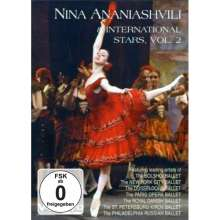 Nina Ananiashvili & International Stars Vol.2, DVD
