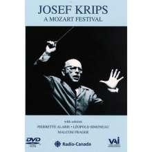 Josef Krips - A Mozart Festival, DVD