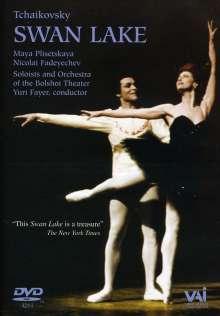 Bolschoi Ballett:Schwanensee (Tschaikowsky), DVD
