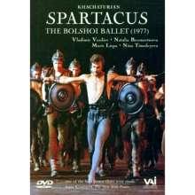Bolschoi Ballett:Spartacus, DVD