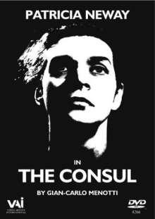 Gian-Carlo Menotti (1911-2007): The Consul, DVD