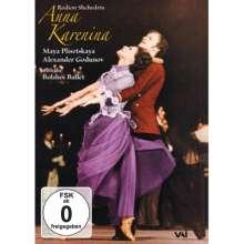 Bolshoi Ballett:Anna Karenina (Schtschedrin), DVD