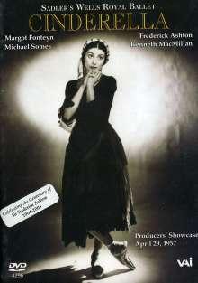 The Royal Ballet:Cinderella (Prokofieff), DVD