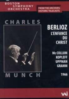 Hector Berlioz (1803-1869): L'Enfance du Christ, DVD