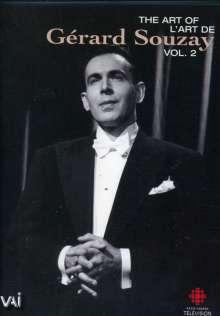 Gerard Souzay  - The Art of Vol.2, DVD