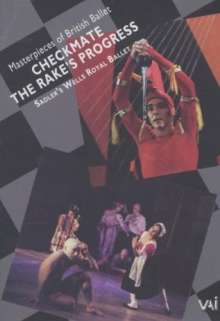 Sadler's Wells Royal Ballet:Checkmate & The Rake`s Progress, DVD