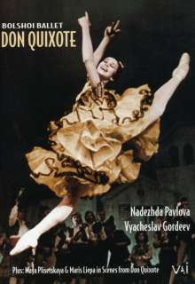 Bolshoi Ballett:Don Quixote, DVD