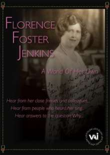 Florence Foster Jenkins - A World of her own, DVD