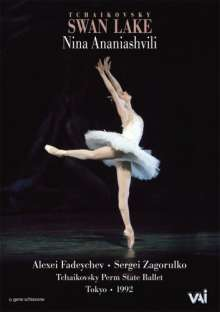 Nina Ananiashvili - Schwanensee (Tschaikowsky), DVD