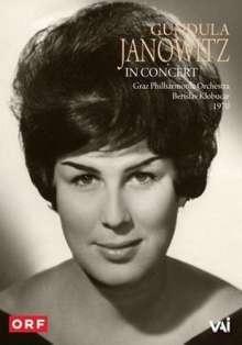 Gundula Janowitz - In Concert, DVD