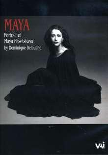 Maya - Portrait von Maya Plisetskaya, DVD