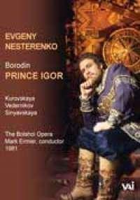 Alexander Borodin (1833-1887): Fürst Igor, DVD