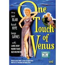 One Touch of Venus, DVD
