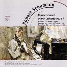 Robert Schumann (1810-1856): Klavierkonzert, CD