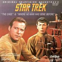 Alexander Courage: Filmmusik: Star Trek, LP