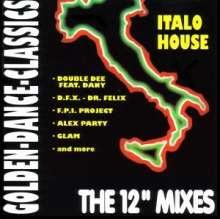 """The 12"""" Mixes (Italo House), CD"""