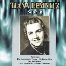 Tiana Lemnitz, CD