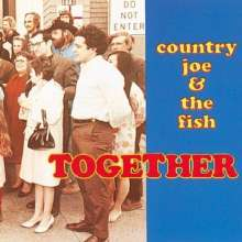 Country Joe & The Fish: Together, CD