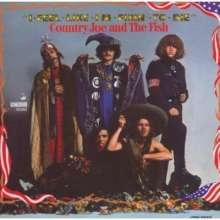 Country Joe & The Fish: I feel like I'm fixing to die, CD