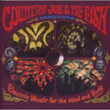 Country Joe & The Fish: Electric Music For The Mind And Body, CD