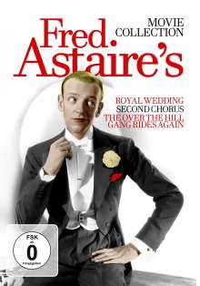 Fred Astaire's Movie Collection, DVD