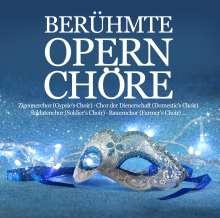 Berühmte Opernchöre, 3 CDs