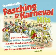 Traditionelle Fasching- & Karneval Hits, CD