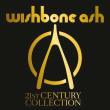 Wishbone Ash: 21st Century Collection (Vinyl-Box), 4 LPs