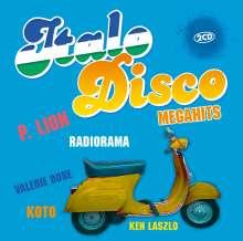 The World Of Italo Disco Megahits, 2 CDs
