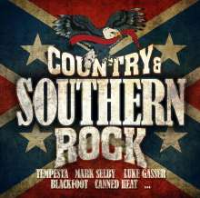 Country & Southern Rock, CD