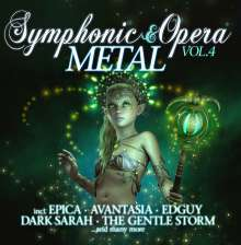 Symphonic & Opera Metal Vol.4, 2 CDs
