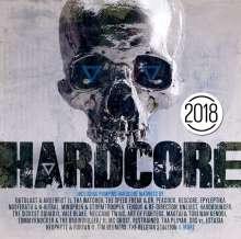 Hardcore 2018, CD