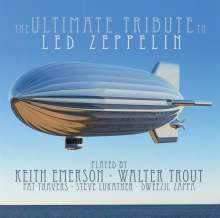 The Ultimate Tribute To Led Zeppelin, 2 CDs